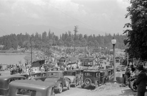 1936 Vancouver Entrance
