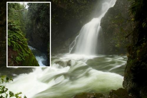 lynn waterfall